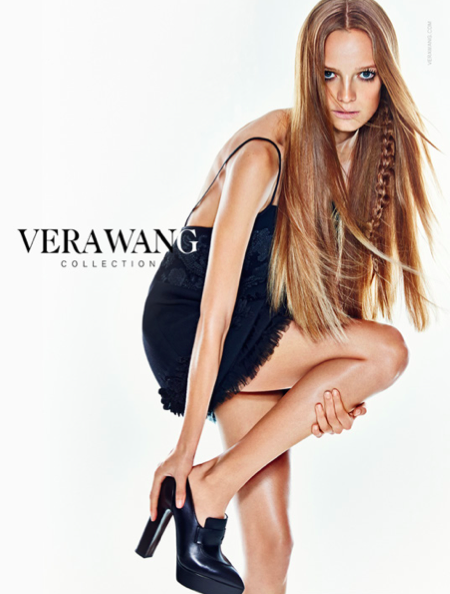 INE NEEFS FOR VERA WANG COLLECTION